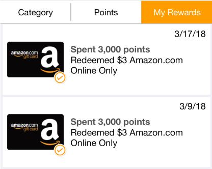 March Fetch Rewards